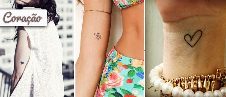 Tatuagens Femininas: 197 Fotos PERFEITAS para inspirar!!!