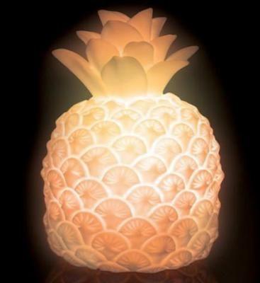 Lámpara LED Piña. Bob Esponja Foto 1