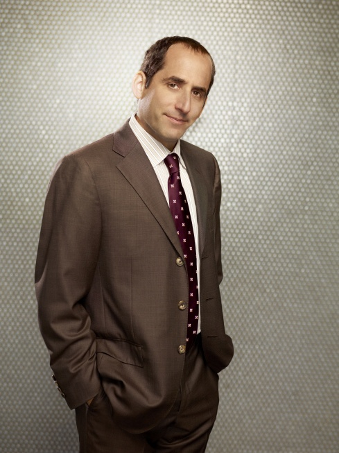 Peter Jacobson as Dr. Chris Taub in HOUSE on FOX.