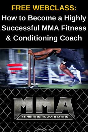 Your MMA Conditioning Coach Training and Certification Course is delivered to you in a state-of-the-art 100% online learning system. Here is the breakdown of how you will go through the materials at your own pace. In addition to the world-class combat athletes listed above, many of our other certified coaches use our world-class techniques and strategies for their local MMA gyms, fitness studios and traditional martial arts schools. Many others have become MMA Conditioning Entrepreneurs and…
