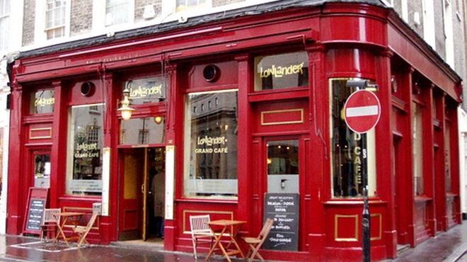 Lowlander Pub, Covent garden, Beer bar