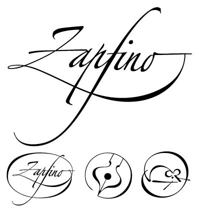26. Zapfino, Hermann Zapf (1998) — Zapf and Siegel had spent almost twelve months working on an early version of the typeface Zapfino. #typography #fonts