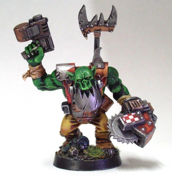 Warhammer Figures, Warhammer 40k Et