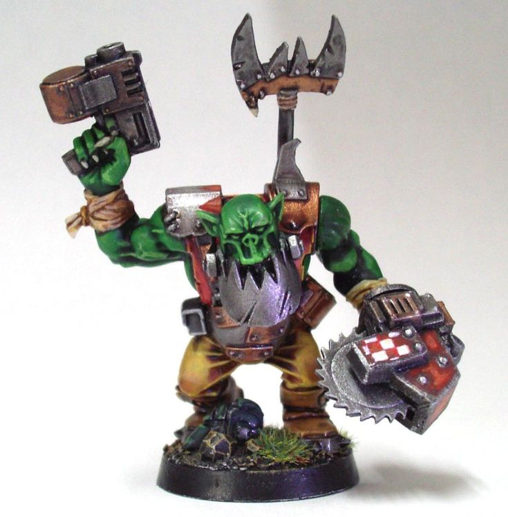 Warhammer Figures, Miniatures Et