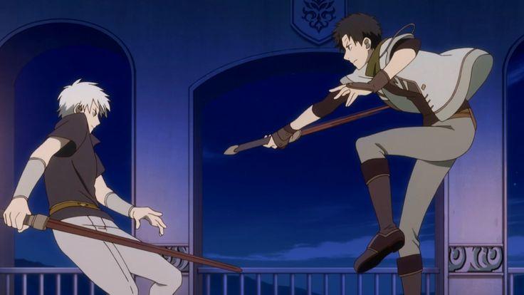 zen and obi   Obi Akagami no Shirayuki hime   Pinterest ...