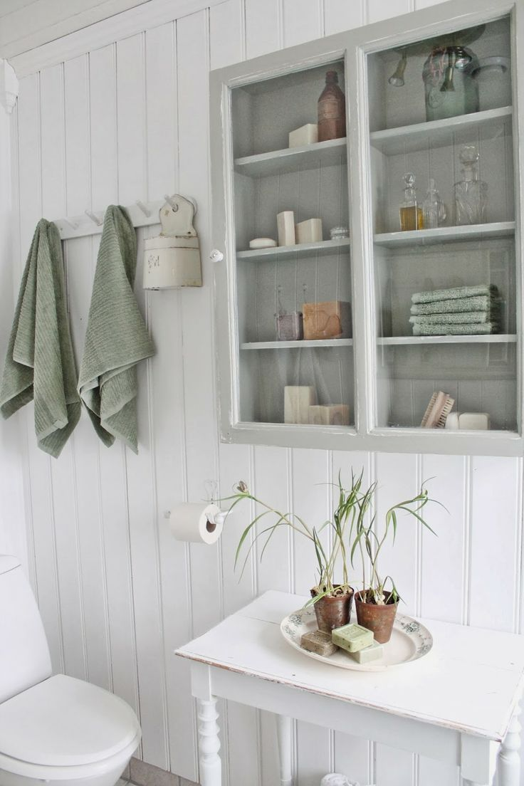 725 best Shabby Chic Bathrooms images on Pinterest | Bathroom ...