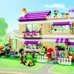 LEGO Friends 3315 - Traumhaus Bildes 2
