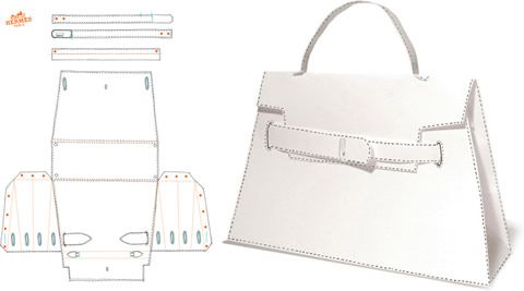 Hermès: download your own Kelly