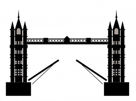Tower Bridge London Clipart
