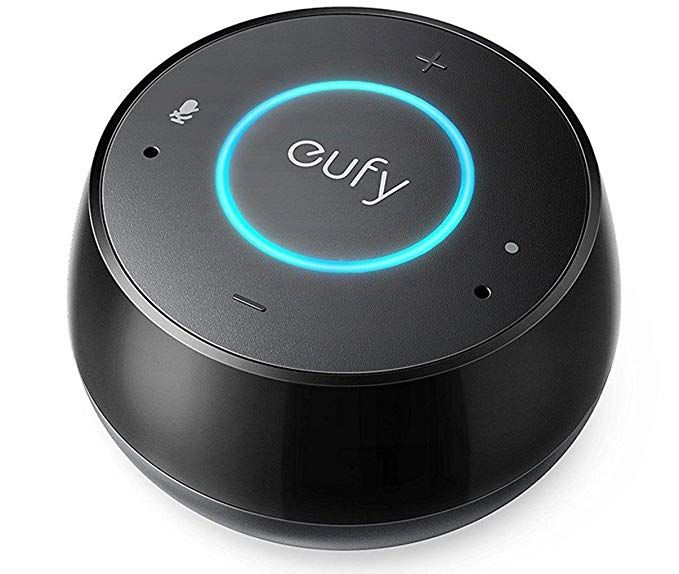 eufy Genie Smart Speaker With Amazon Alexa, Voice Control