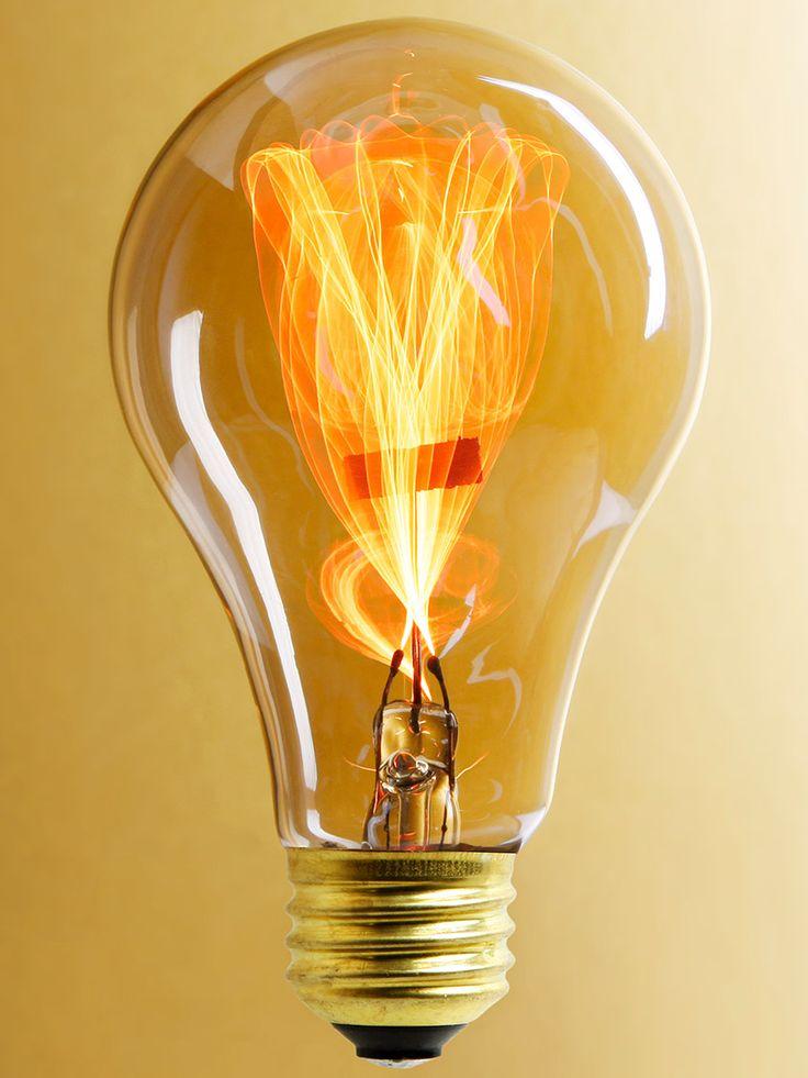 Quot Balafire Flicker Quot Carbon Fillament Light Bulb 15 Watt