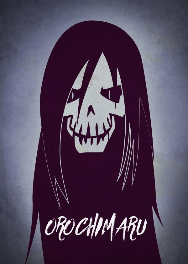 Orochimaru skull