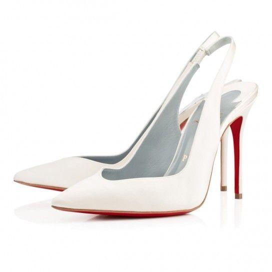 Scarpe da sposa Christian Louboutin Primavera-Estate 2015 (Foto)   My Luxury