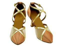 【即納】モニシャン・ダンスシューズ(靴)【練習用にもお勧め】女性モダン・ラテン兼用ダンスシューズDFX5065