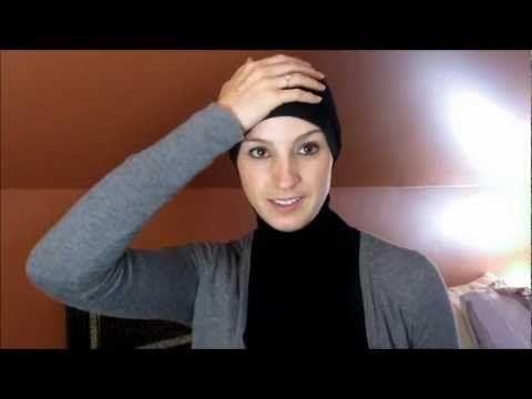 Rebecca's Hijab Tutorial - YouTube