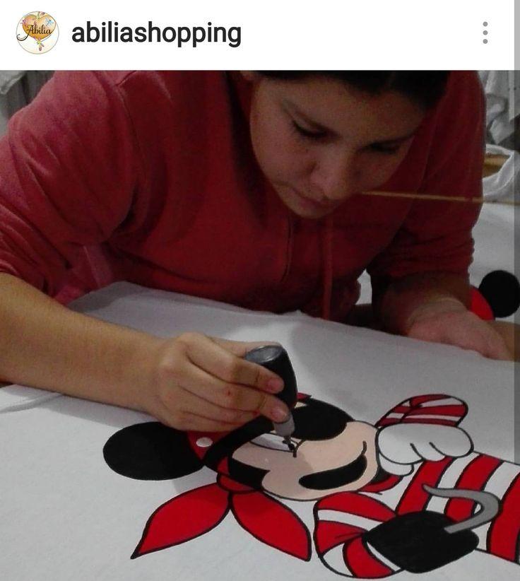 Ropa personalizada pintada a mano Abilia shopping Whatsapp 3132196957