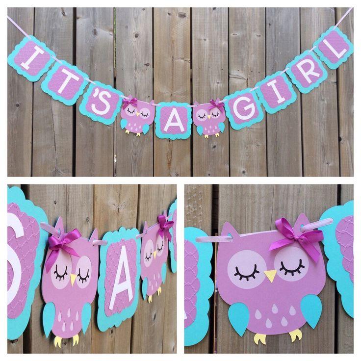 Best 25+ Owl banner ideas on Pinterest   Owl shower, Owl ...