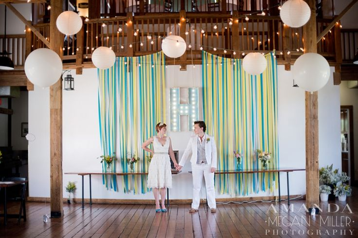 Wedding Bells: Bridgette & Jess – Byron Colby Barn » Amanda Megan Miller Photography