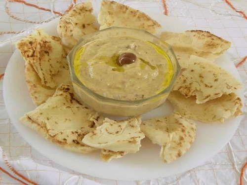 Χούμους με Γλυκοκολοκύθα, της Ήβης Λιακοπούλου / Hummus with Butternut Squash, by Ivy Liacopoulou. http://www.kopiaste.info/?p=12711