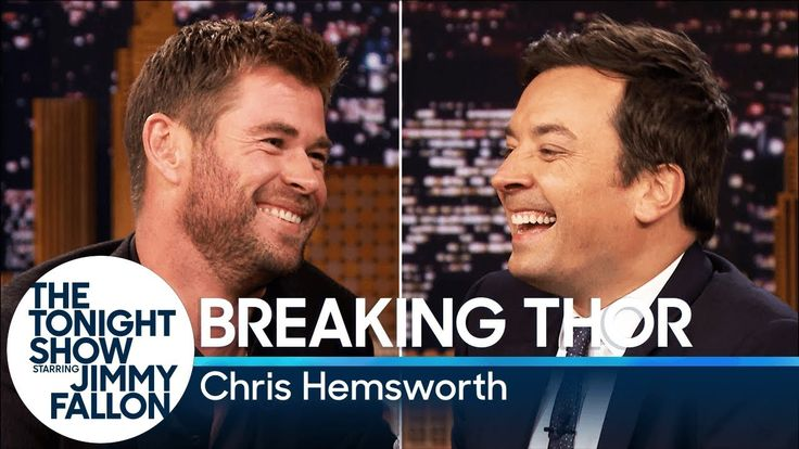 Breaking Thor with Chris Hemsworth - YouTube