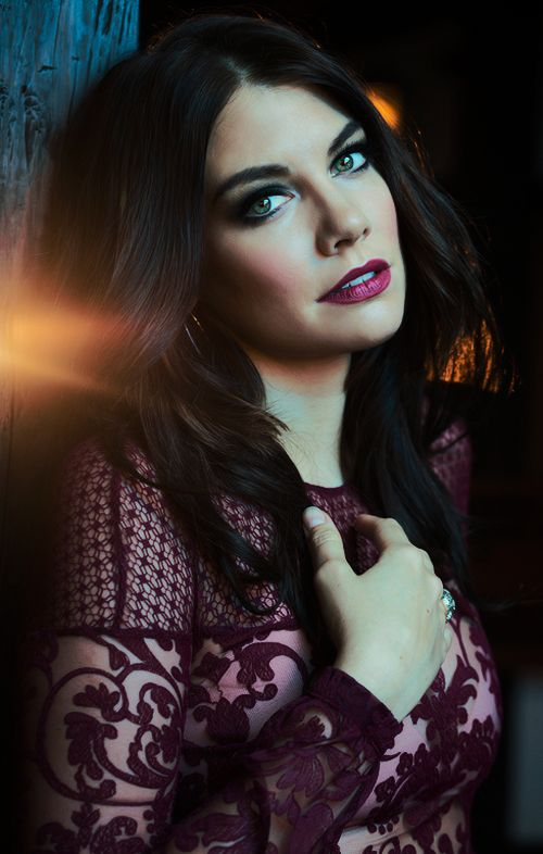 Lauren Cohan-Felix Magazine- October 2014Photographed byIsaac Alvarez