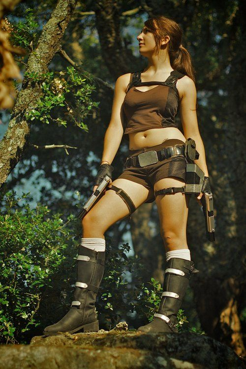 women, Tomb Raider, Lara Croft, Tomb Raider: Legend