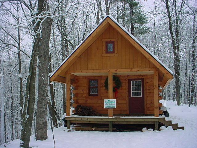 Meadow Valley Log Homes 16x20 Log Cabin Kit Cabin Log