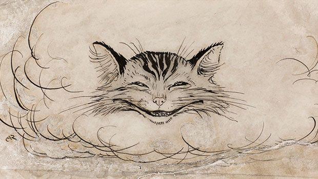 Lo Stregatto o Gatto del Cheshire