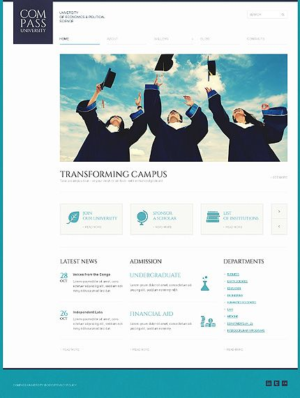 Com Pass WordPress Themes by Astra