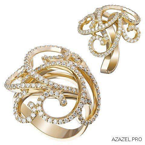 Перстень с Алмазами Ring with Diamonds  #earrings #арт #art #алмаз #перстень #выставка #красота #бриллиант #мода #almaz #fashion  #бусы #кольцо #jewelry #flowers #ярмарка #цветы #gemstone #exclusive #shop #украшения #эксклюзив #подарок #ювелир #презент #серьги #diamond #сувенир #галерея
