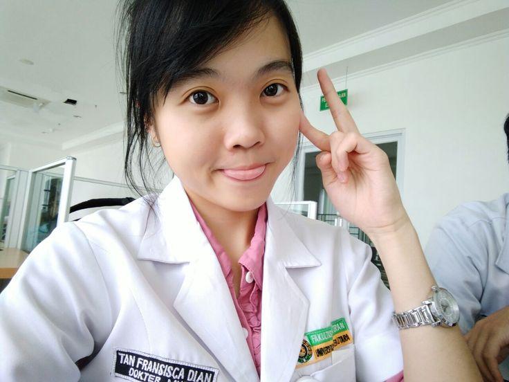 Post Duty Face - Tan Fransisca Dian
