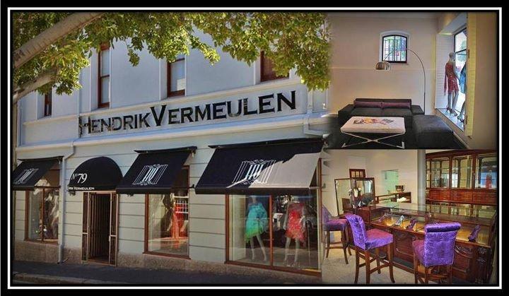 La Boutique, 79 Hout Street, Cape Town - Hendrik Vermeulen