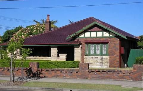 Image result for federation bungalow australia
