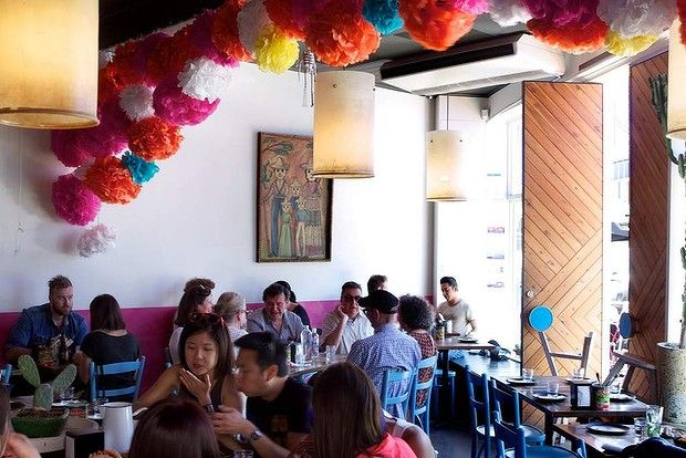 Best new restaurant: Radio Mexico,  St Kilda.