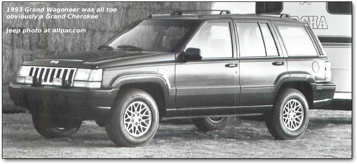 1993 jeep wagoneer