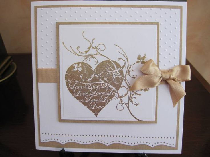 Wedding Anniversary By Michele G Cards And Paper Crafts
