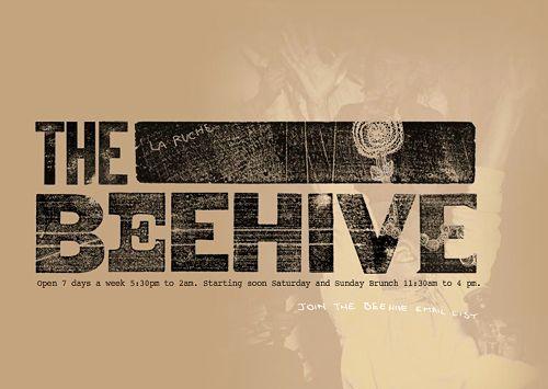 Beehive Boston (617) 423-0069