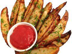 Green Mountain Grills: Potato Wedges