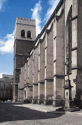 St.Maurice Church-Olomouc-Czech Republic .... Home town