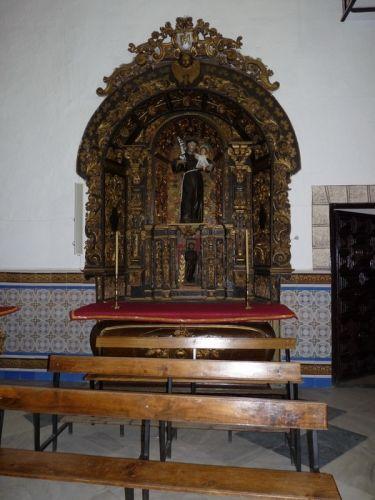 Fuente del Maestre: The Franciscan monastery . (Spagna)