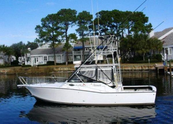 Albemarle Express Fisherman