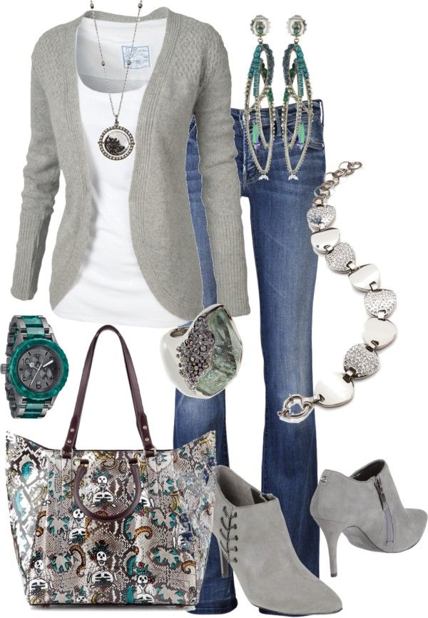 """Untitled #117"" by alison-louis-ellis on Polyvore - super cute casual outfit"