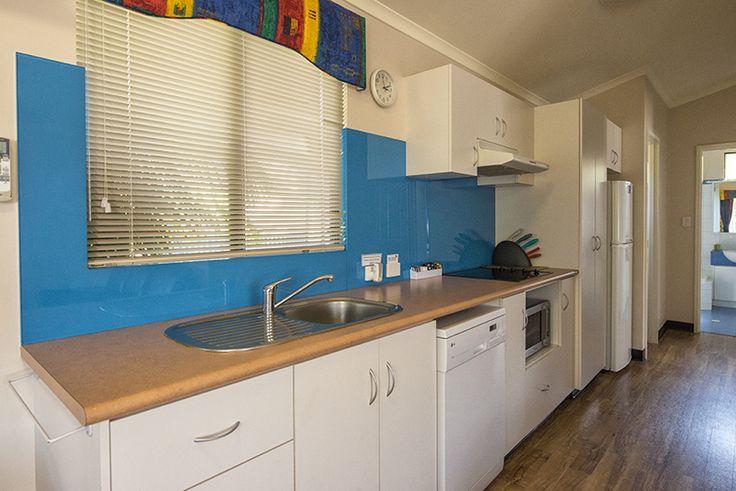 Luxury Spa Villa kitchen