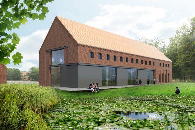 Budynek o funkcji wystawienniczo-dydaktycznej - Grupa Projektowa JedenDoJeden