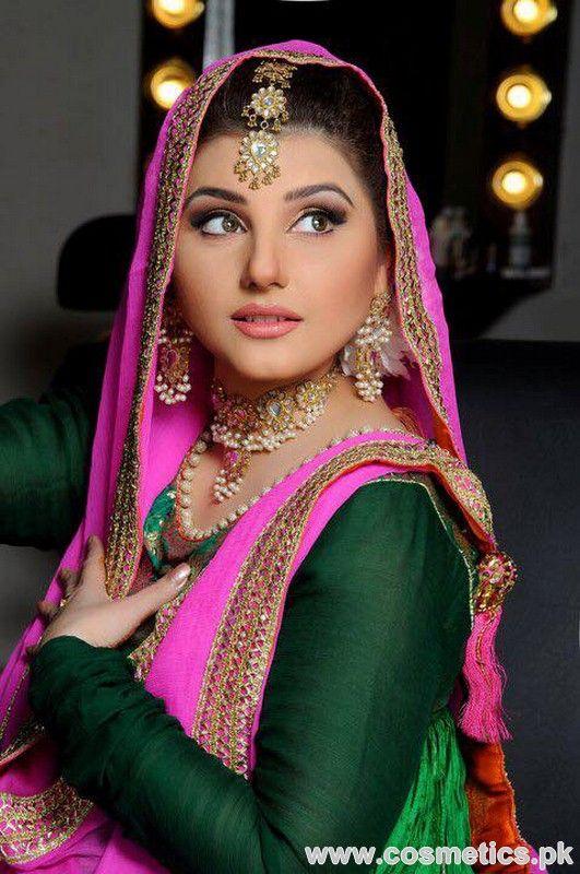 Makeup Artist Wajid Khan Bridal Makeup Pakistani