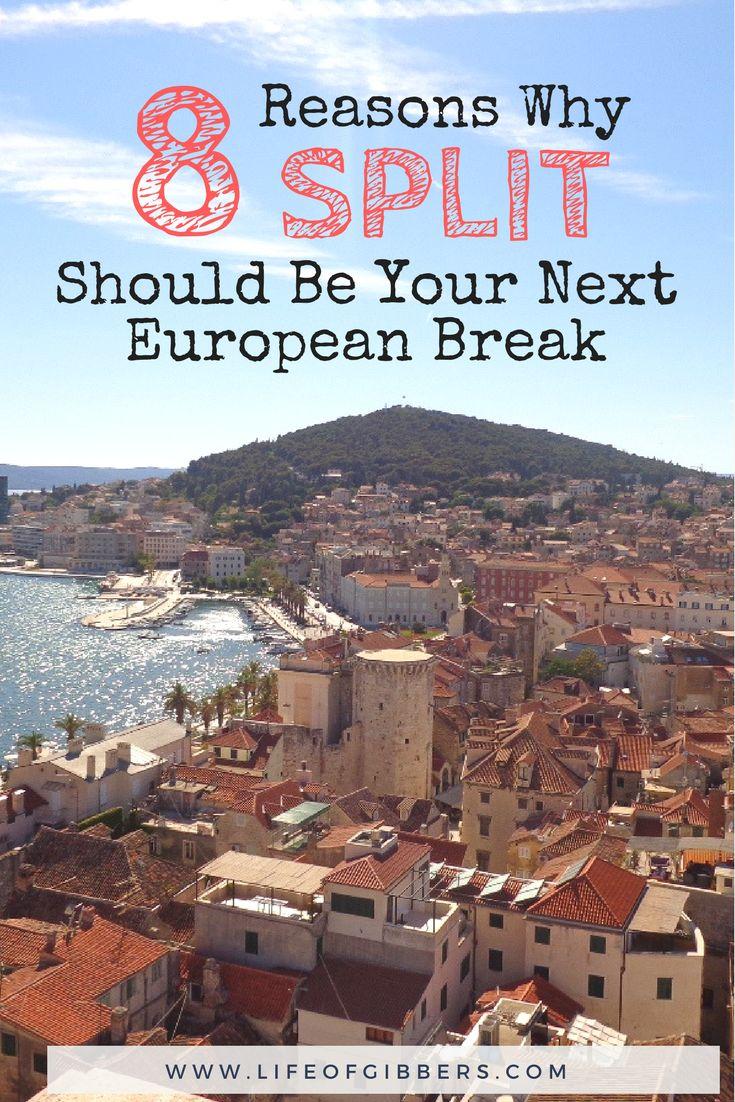 8 Reasons Why Split Should be your next European Break