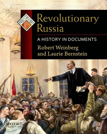 Revolutionary Russia: A History in Documents provides a visually stimulating survey of revolutionary Russia, from the collapse of the autocracy in 1917 to the consolidation of the Stalinist system in the 1930s.