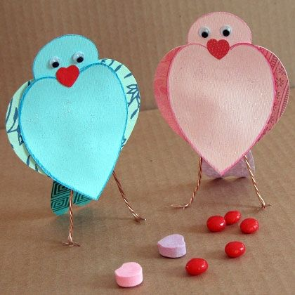 Sweetheart Songbirds