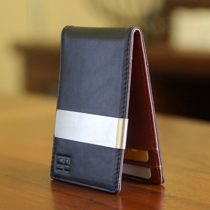 Leather Zip Around Wallet - Prosperous Wallet by VIDA VIDA SzLxBor