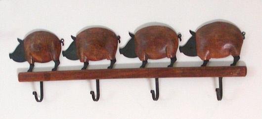Piggy Hooks